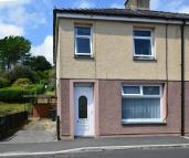 semi detached property for sale in Bron Fedw, Menai Bridge...