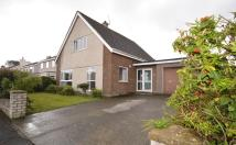 Detached Bungalow in Y Wern, Llanfairpwll...