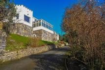 Detached house for sale in Menai Bridge...