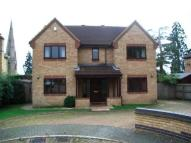 4 bedroom Detached house in John Eagle Close...