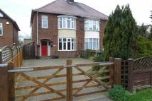 3 bedroom semi detached property in London Road, Raunds...