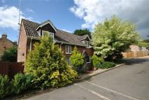 Detached house for sale in Brookside, Stanwick...