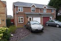 3 bed semi detached property in Saddlers Way, Raunds...