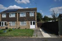 3 bedroom semi detached home in Webb Road, Raunds...
