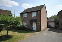Detached home for sale in William Trigg Close...