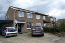 semi detached home in Welland Close, Raunds...