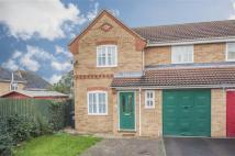 semi detached house in Saddlers Way, Raunds...