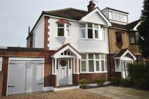 3 bed home in Grove Park Gardens...