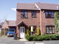 2 bed semi detached home to rent in Reynolds Drive...