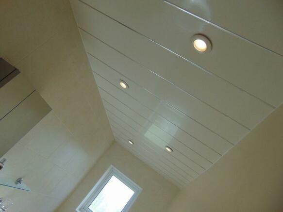 PV ceiling