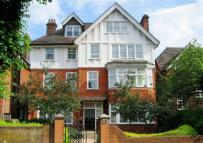Flat in Lyndhurst Road, Hampstead