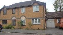 semi detached property in Mitchell Close...