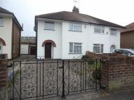 Bowyer Drive semi detached house to rent