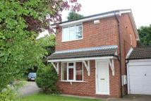 Thomas Court Detached house to rent