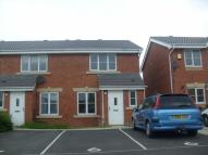 Terraced house in Southmoor Close...