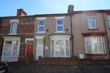 Terraced home in Derby Street, Darlington