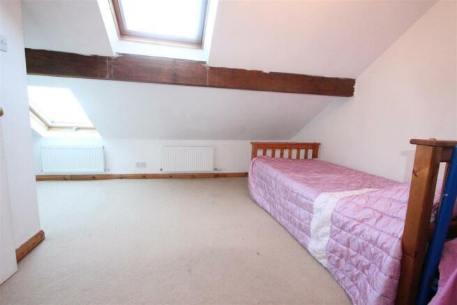 Bedroom 4/Attic