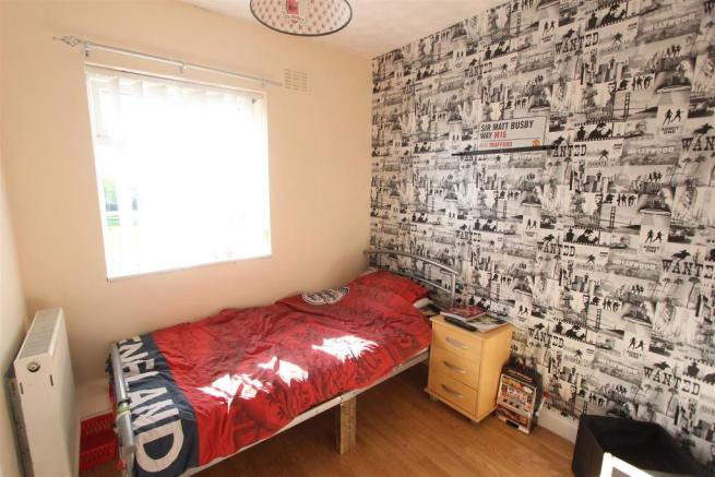 Storage Room/Bedroom