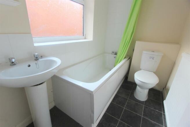 Downstairs Bathroom/
