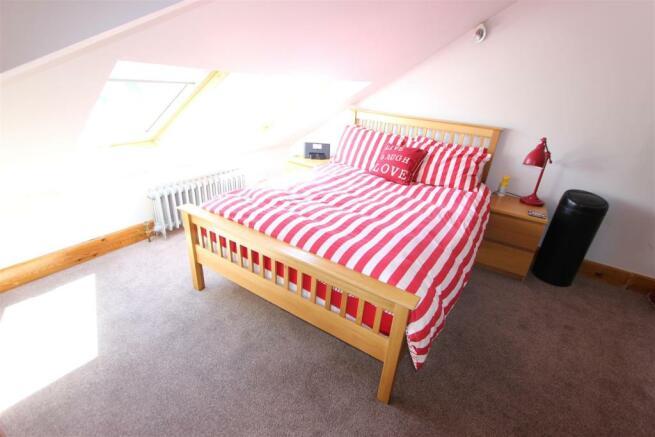Bedroom 5/Attic Room