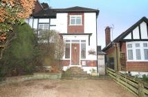 2 bed semi detached property for sale in Chapel Way, Epsom...