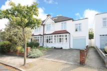Abbotswood Road semi detached house for sale