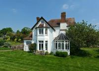 Detached house for sale in Wepham, Arundel...