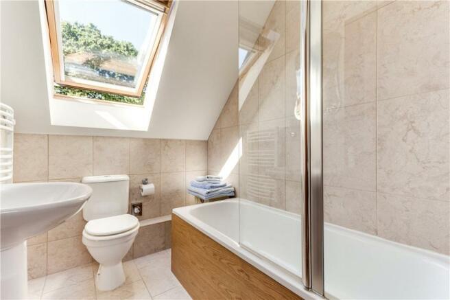 Hay Loft Bathroom