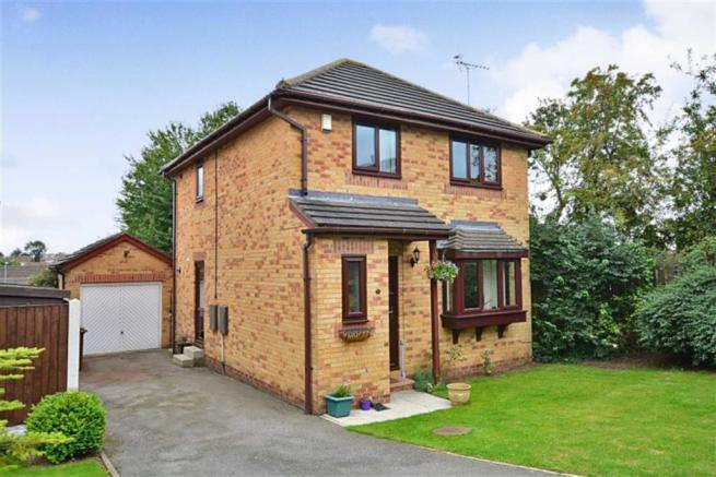3 bedroom detached house for sale in stumpcross way for Perfect kitchen pontefract