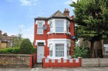 Detached house in Cunliffe Street...