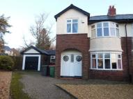 semi detached house to rent in Yewlands Drive, Fulwood...