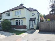 semi detached property in Lynton Avenue, Orpington