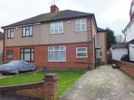 3 bed semi detached house in Walsingham Road...