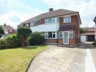 semi detached home in Honeybourne Way...