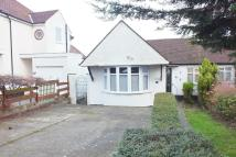 Semi-Detached Bungalow in Hood Avenue, Orpington