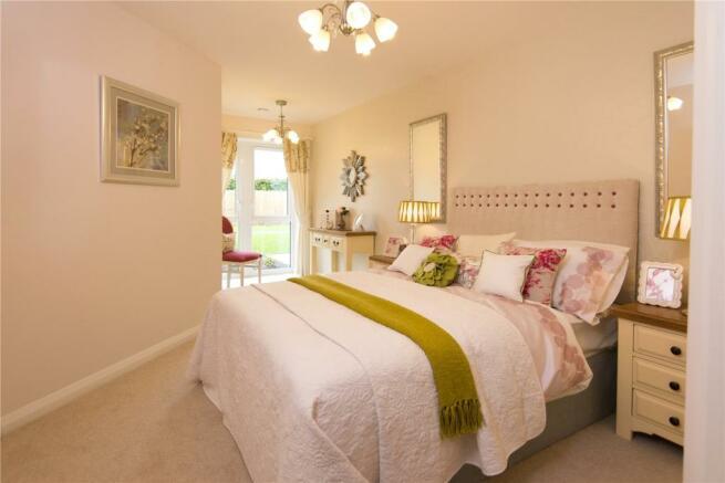 Bedroom - 1 Bed