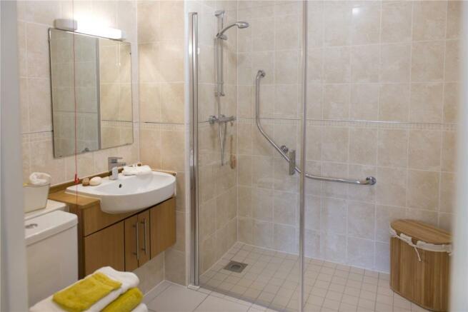 Bathroom - 2 Bed
