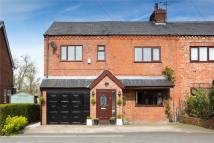 semi detached home in South Road, Bretherton...