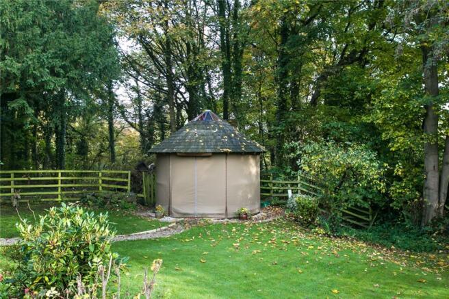 Yurt Garden Room