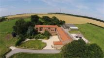 property for sale in Red House Farm, North Newbold, Beverley, East Yorkshire