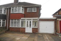 3 bed semi detached home in Wilmington Road