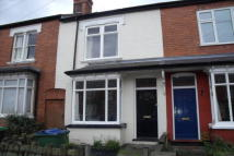 2 bed Terraced property to rent in Upper St Marys