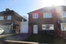 3 bed home in Parkfield Road