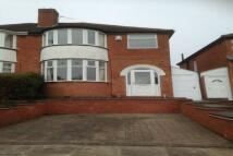 semi detached property in Glyn Farm Road
