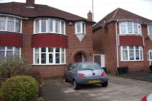 3 bed semi detached property in White Road