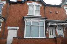 Studio flat in Bearwood Road