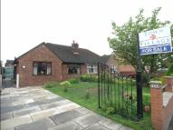 Bungalow in Moor Road, Croston...