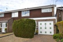 3 bed semi detached house to rent in Fordingbridge