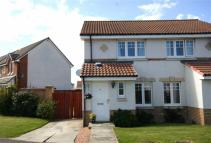 semi detached home for sale in Rires Road, Leuchars...