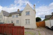 3 bed semi detached property in 8, Milne Gardens, Crail...